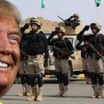 Arábia Saudita e a hegemonia bélica norte-americana no mundo